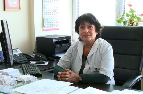 проф. Сабина Захариева