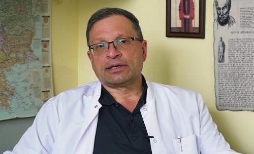 проф. д-р Асен Гудев
