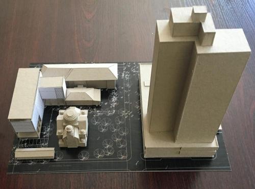 проект сграда колеж