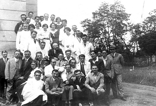 Студенти по медицина 1926 година
