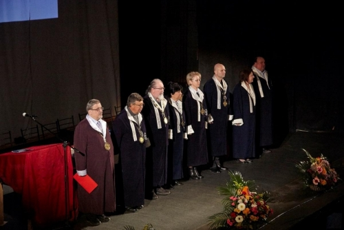 Част от тържествената церемония